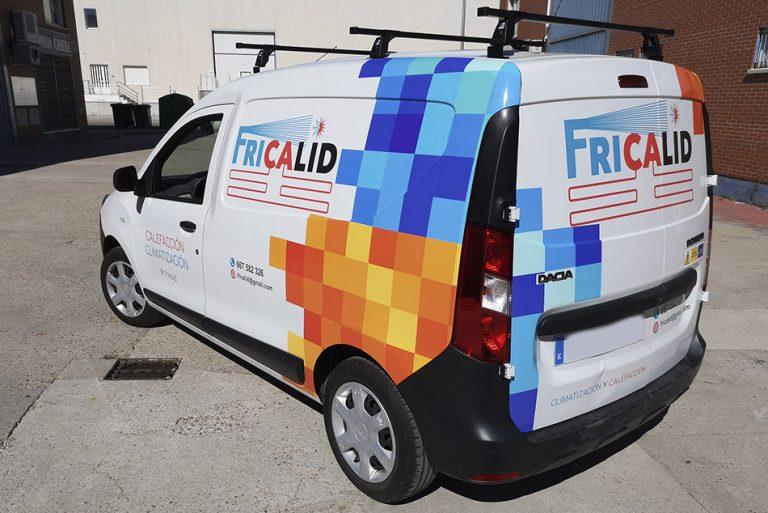 Furgoneta Fricalid