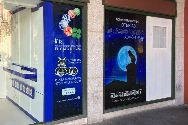 Loterías Plaza Mayor